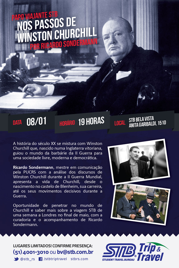 palestra Churchill
