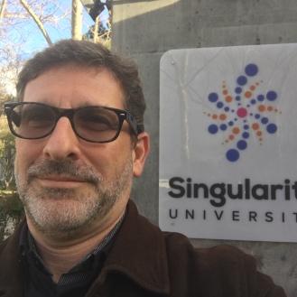 Ricardo na Singularity University