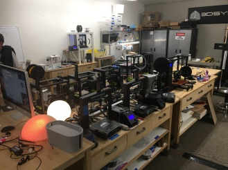 Impressoras 3D na SU LAN