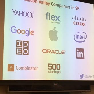 Empresas que estão em São Francisco