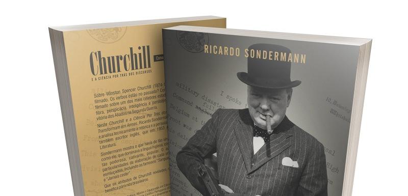 Sondermann lança livro sobreChurchill