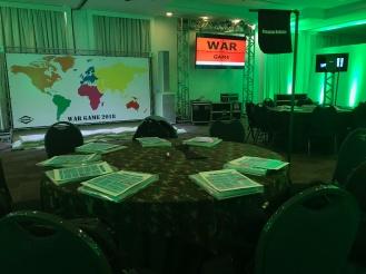 Sala de Guerra Dana Brasil